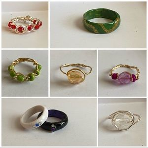 Custom handmade ring